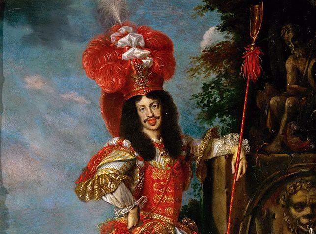 יאן תומס, לאופולד הראשון, שמן על בד, 1667