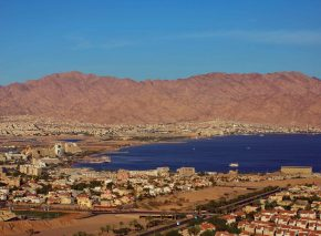 Lost in Eilat