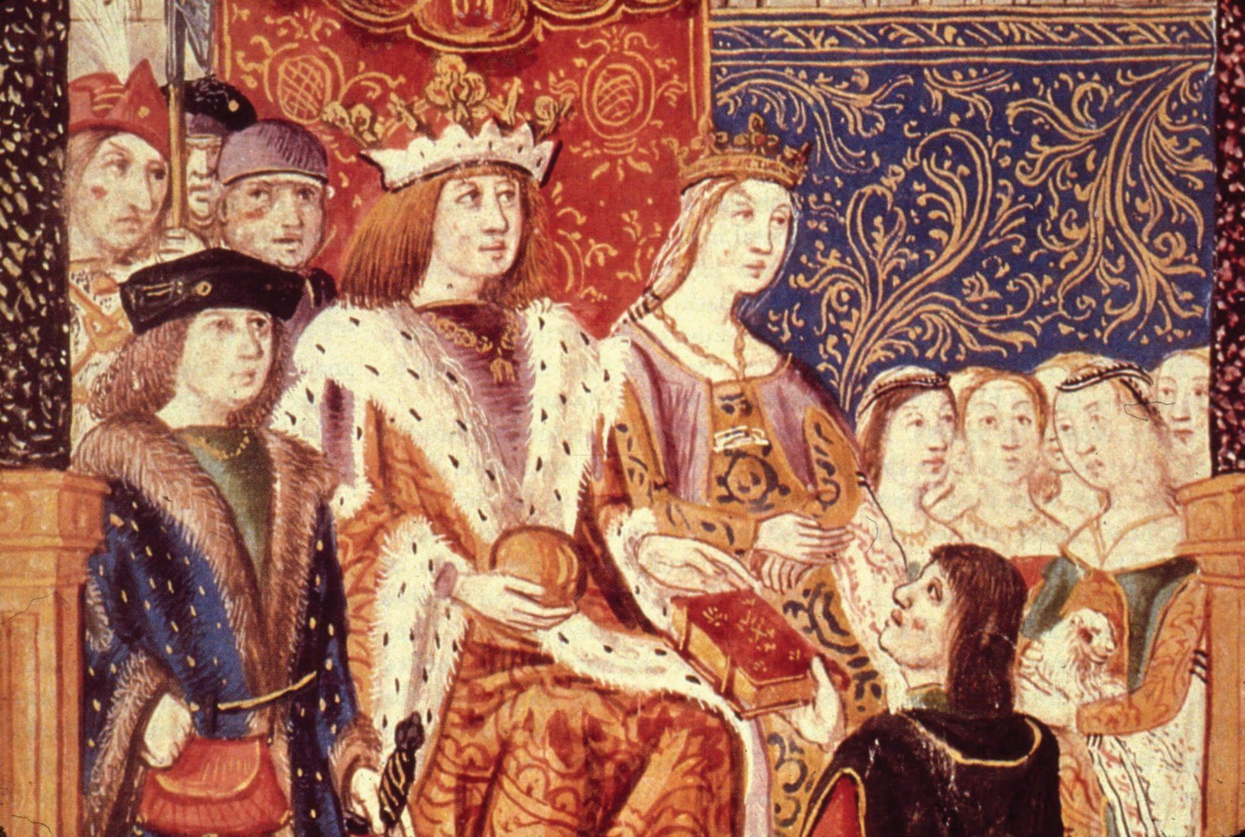 ההיסטוריה היהודית מתייחסת לפרדיננד ולאיזבלה כשניים מגדולי הרשעים בהיסטוריה, אולם בעיניים ספרדיות מדובר בגדולים שבמלכי ספרד— אלה שהביאו לאיחודה ולהפיכתה לממלכה גדולה.