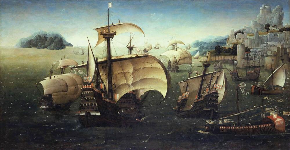 הספינות הפורטוגליות מדגמי קרוולה וקראק היו ידועות בכל העולם ביכולות השיט המופלאות שלהן, ובזכותן הפכה פורטוגל במאות ה־15 וה־16 למעצמה ימית. ספינות אלה, שהביאו את הפורטוגלים לעומק האוקיינוס האטלנטי, גם נשאו עליהן את אלפי היהודים שגורשו מפורטוגל.