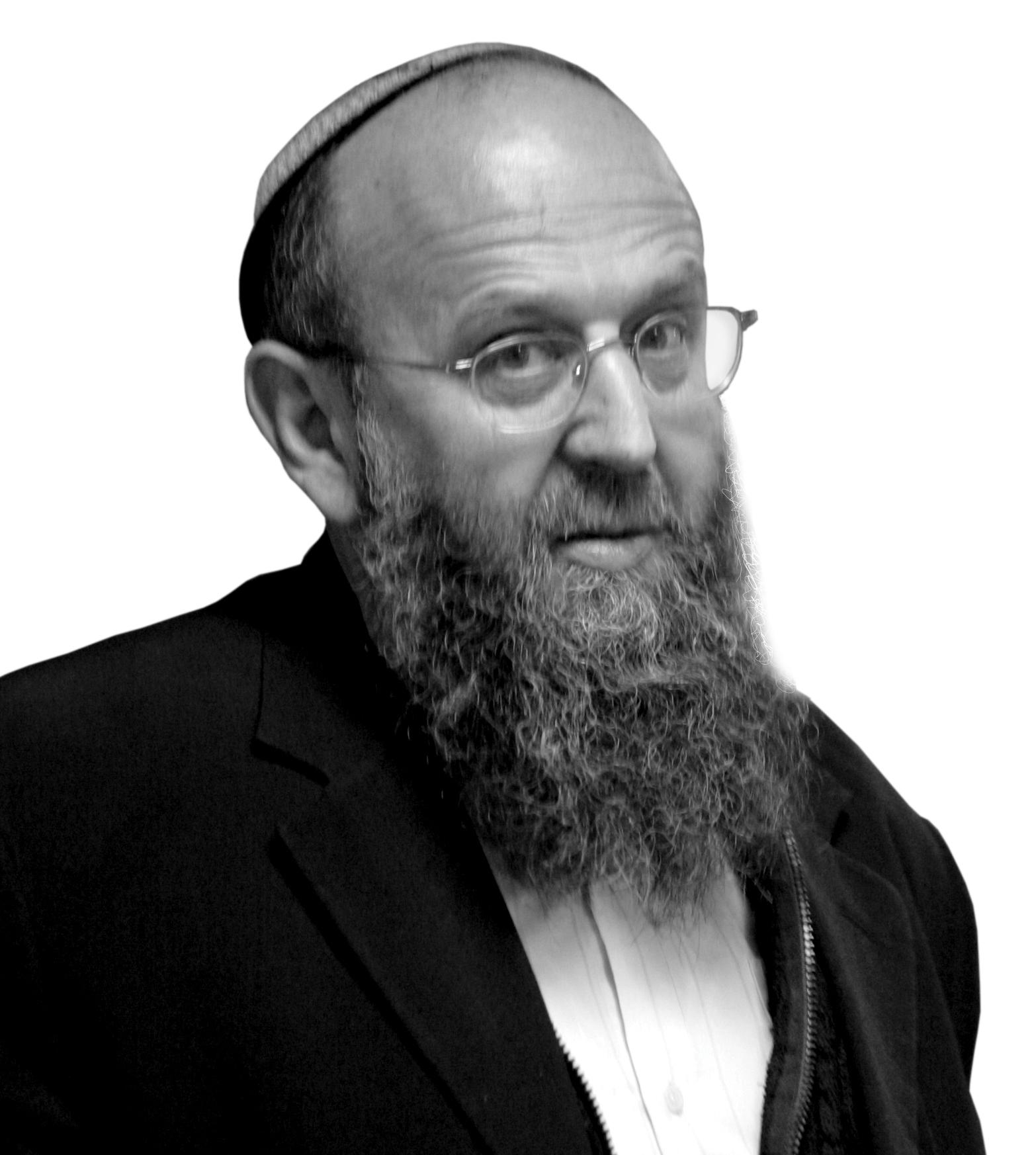 """הרב שמעון גרשון רוזנברג (שג""""ר)"""