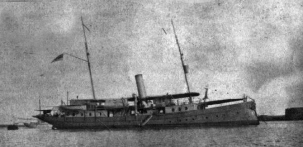 Two-way track. Via the HMS Monegam, Nili smuggled charity into starving Palestine and relayed information to the British. The spy ship in dock