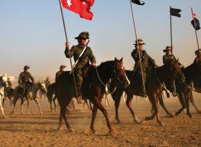 הסתערות הפרשים האוסטרלים על באר שבע נחשבת להסתערות הפרשים המוצלחת האחרונה בהיסטוריה. ב־2007, במלאות תשעים שנה לכיבוש באר שבע, שחזרו חיילים ממשמר הכבוד של חיל הרגלים האוסטרלי את ההסתערות
