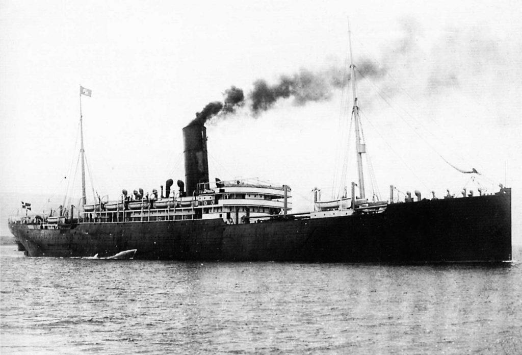 הספינה 'אוסקר 2' עמדה בלבו של תרגיל ההתחמקות שערך המרגל אהרנסון לגרמנים ועל סיפונה הוא הגיע לבריטניה