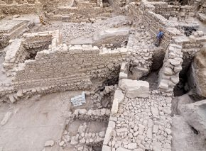 Akra or not, the fortress exposed in the City of David excavations is clearly a Hellenist structure with impressive defenses, including thick walls, towers, and a glacis, or slope