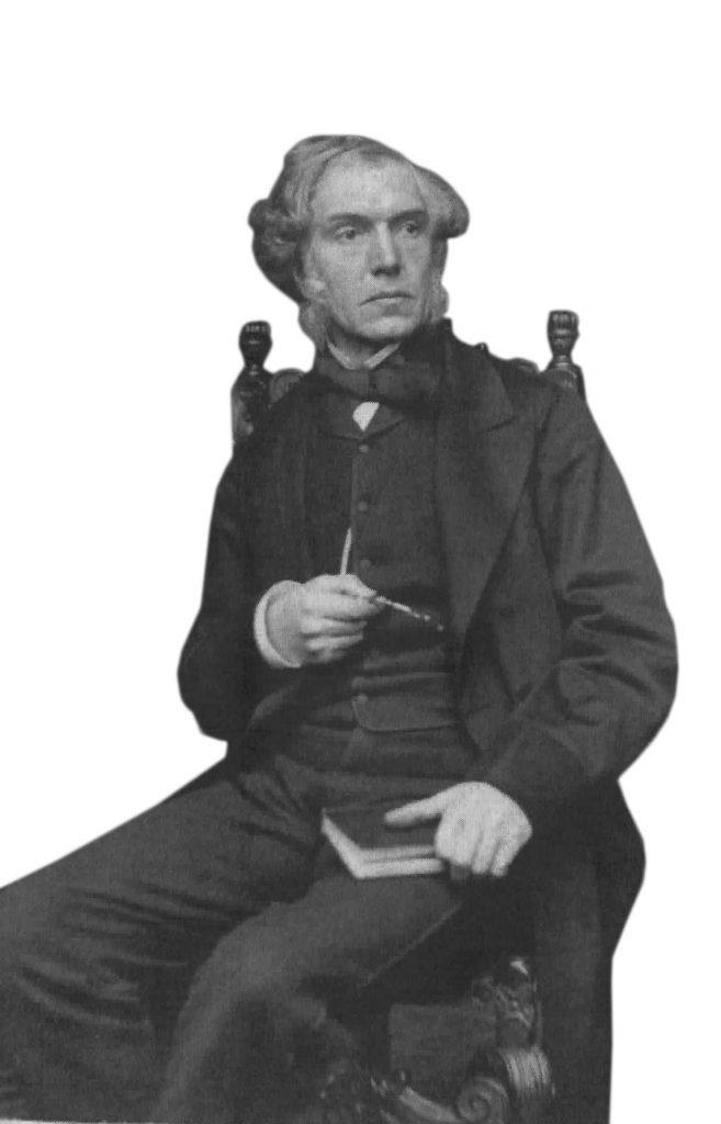 האציל החילוני ששימש מזכיר המיסיון האנגלי ולימד את אליזבת אן פין את מלאכת הצילום. ג׳יימס גראהם