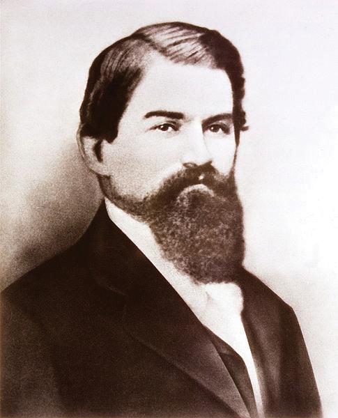 ג'ון פמברטון, 1888