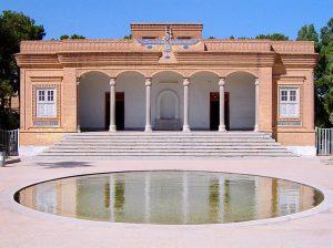 מקדש זורואסטרי בעיר יזד באיראן