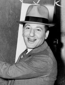 לפקה בוכהלטר, מלך סחטני האיגודים המקצועיים, בתמונה מ-1939