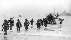המחתרת שיתקה את מערך ההגנה של צבא וישי. כוחות בריטיים נוחתים בחופי אלג'יריה