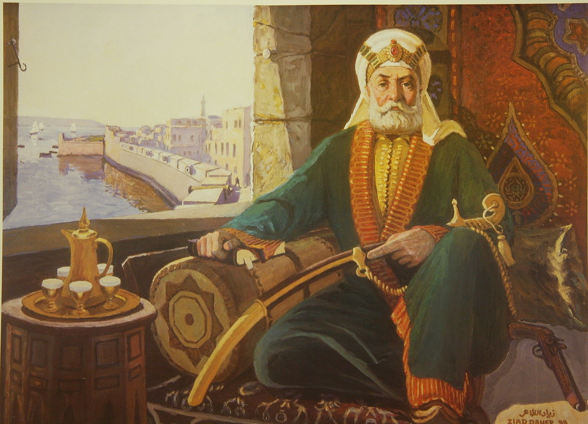 ד'אהר אל עומר
