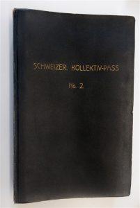 הדרכון הקולקטיבי היה שמור בשגרירות השוויצרית, וכך יכלו הפעילים לחלק אישורים רבים לאנשים שכביכול כלולים בו ואף לשנות את השמות בהתאם לצורך