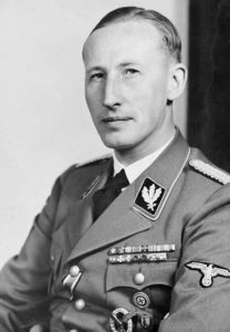 The first plan to use gas to annihilate Poland's Jews was named for Reinhard Heydrich, head of the German Reich's Main Security Office.