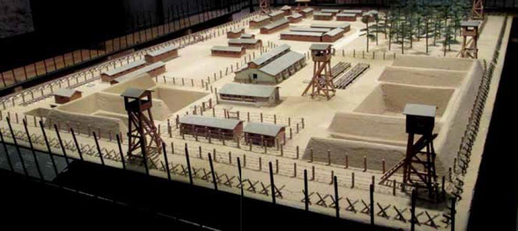 Model of Treblinka