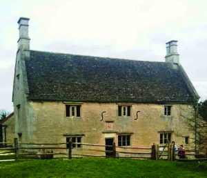 Woolsthorpe Manor, Where Newton spent his early years.