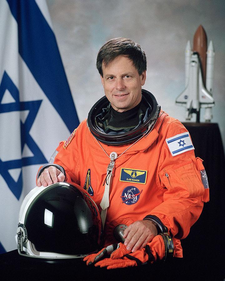 Ilan Ramon, 2001