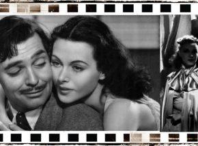 סצנות מתוך סרטים בהם הופיעה הדי לאמאר