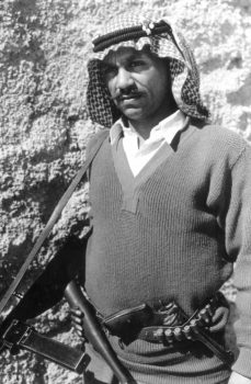 Evacuated from San Simon for treatment at the Beit Safafa hospital, Abu Dayya was back at his post the next day – too late to save his troops from defeat. The Arab commander in Jerusalem, 1948