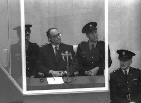 Adolf Eichmann apprehended in Buenos Aires
