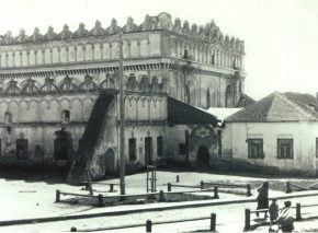 The Great Synagogue of Luboml