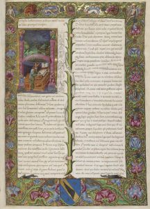Illuminated manuscripts of Josephus' works