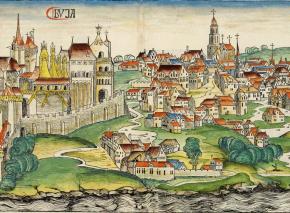 בודא בימי הביניים