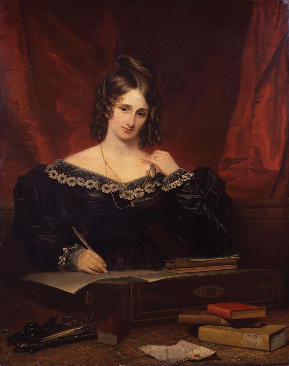 ייתכן כי הנשים העבריות שפרסמו בכתבי העת של תנועת ההשכלה קיבלו השראה מתופעה שהחלה להתפתח באירופה בשלהי המאה ה־18 ובעיקר במאה ה־19 — נשים סופרות. הסופרת הבריטית מרי וולסטונקרפט שלי — בתה של מרי וולסטונקרפט הנחשבת להוגה הפמיניסטית הראשונה בהיסטוריה — ידועה בעיקר בזכות ספרה 'פרנקנשטיין'. שמן על בד, 1830
