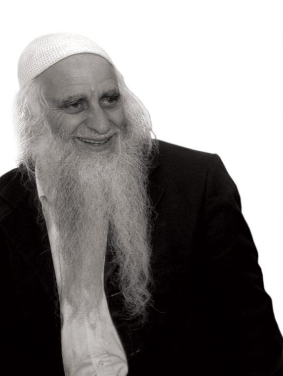 Rabbi Menahem Froman