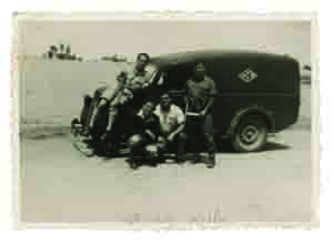 The stamps were delivered by Hagana teams on the day before independence was declared, using old British postal vans. One team delivered to Rishon Lezion, Nes Ziona, Rehovot, and Gedera, where local politicians opened bottles of wine and local rabbis recited the Sheheheyanu blessing over the new stamps