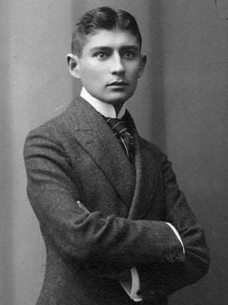 Franz Kafka in 1906