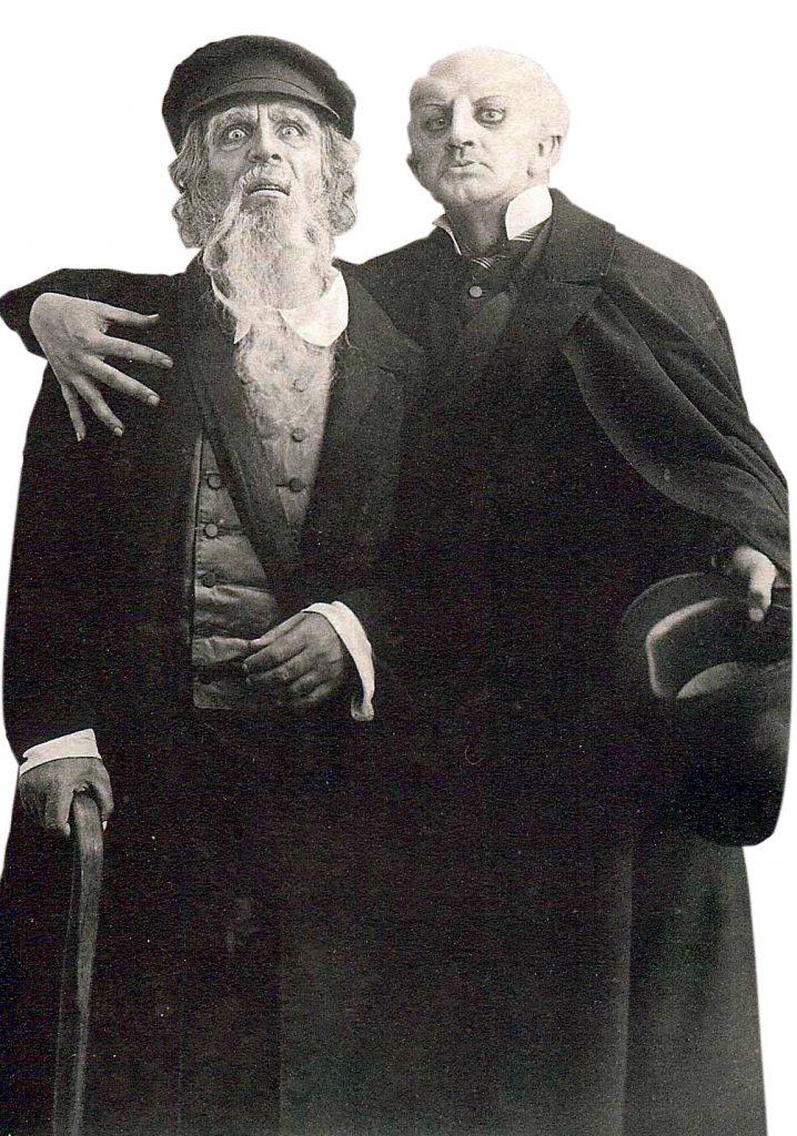 Jewish actors in the Soviet Union