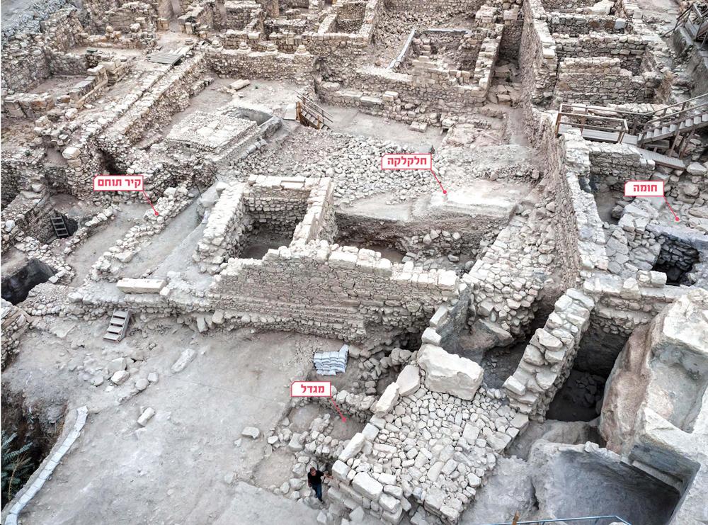 בין אם האתר שהתגלה לאחרונה בעיר דוד הוא החקרא ובין אם לאו, מדובר בלי ספק במצודה יוונית מבוצרת היטב, כפי שמעידים הביצורים שנחשפו