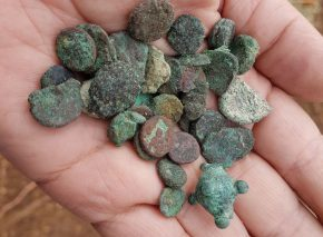 המטבעות העתיקים