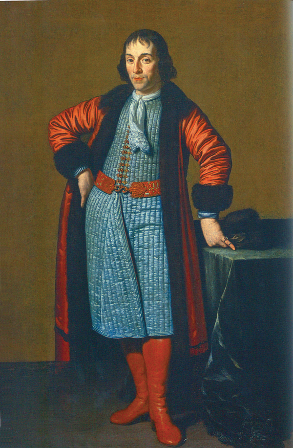 Duke Alexander Menshikov, son of a Lithuanian nobleman who'd fallen on hard times, supported himself as a youngster by selling piroshky (pasties) on the streets of Moscow. At age fourteen, thanks to his talents and intelligence, Menshikov secured the post of Peter the Great's personal attendant and quickly became his confidant and closest friend. It was Menshikov who made Catherine I empress of Russia after Peter's death in 1725, entrenching himself as the power behind the throne. After Catherine's two-year reign, his many enemies made sure he was charged with corruption and died in Siberian exile