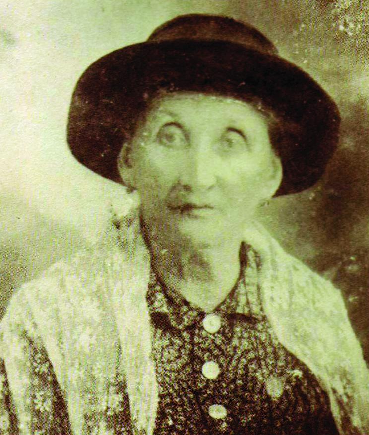אמא חורגת מהאגדות. מאשה נאומובנה, אשתו השלישית של איסר בלובשטיין