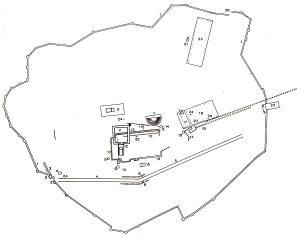 מפת שומרון