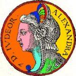 מלכה יחידה בשושלת החשמונאים. עיבוד תחריט עץ של שלומציון המלכה, המאה ה-16
