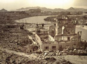 הירושימה אחרי ההפצצה