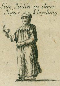 אישה יהודייה בגרמניה במאה ה-18