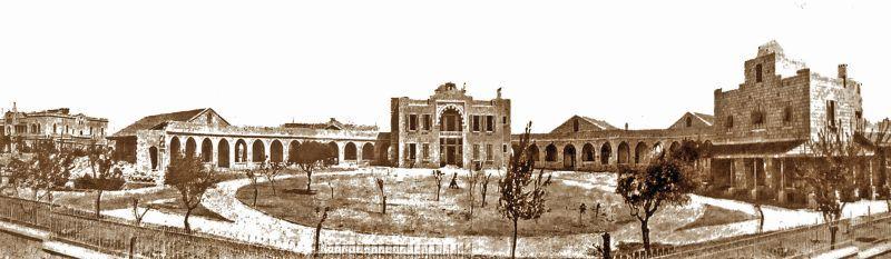 בית החולים היהודי בירושלים לא הצליח להתחרות בבית החולים המצויד ורחב הידיים של המיסיון האנגלי. מתחם בית החולים האנגלי, 1897