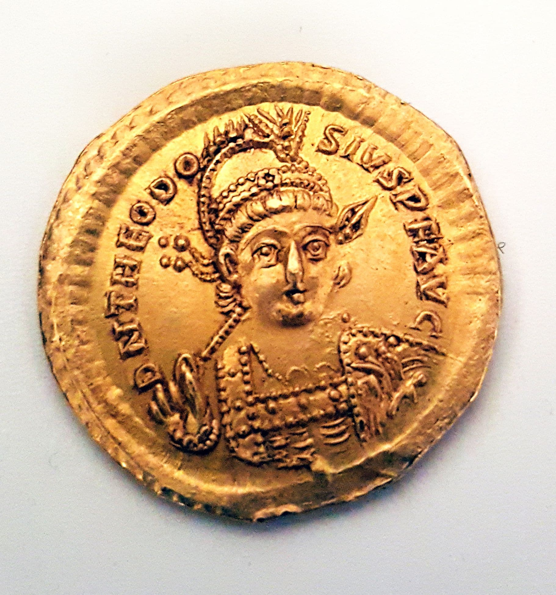 דיוקן תאודוסיוס השני