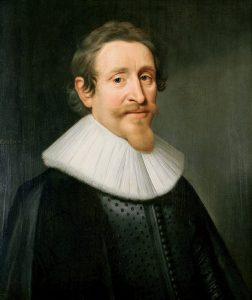 דברי כפירה של בני אנוסים עוררו חשש גם אצל נוצרים. 'הוגו גרוטיוס', מיכאל ואן מירוולט, 1631