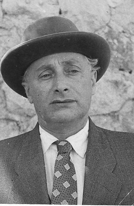 Shmuel Zanwil Kahane, Curator of Mount Zion