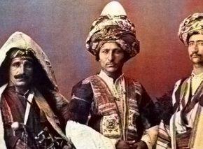 קיצור תולדות המיעוט הכורדי