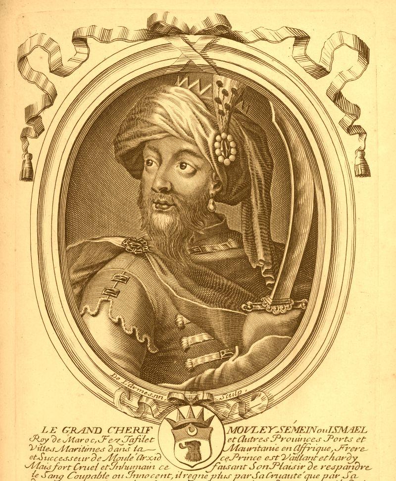 לאחר מותו של מולאי אסמעיל החלה תקופה לא יציבה במרוקו, וזו כנראה הסיבה להגירתה של פרחא ומשפחתה. מולאי אסמעיל