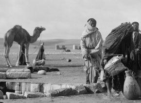 יש מאין במדבר – 120 שנה לבאר שבע