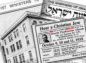 The Too Jewish Missionary